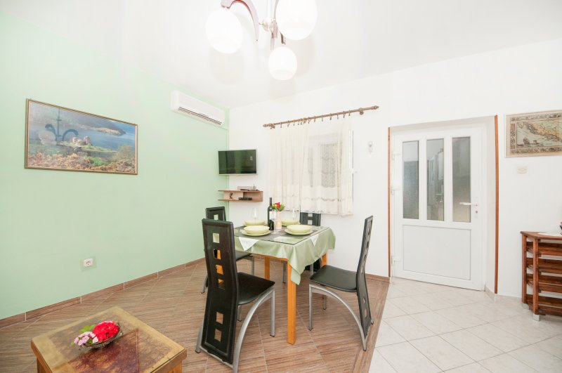 Apartment Katarina - One Bedroom Apartment with Terrace and Garden View - Image 1 - Split - rentals