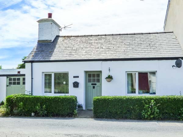 PANTGWYN semi-detached cottage, close to coast and walks, enclosed garden, open fire in Llanon Ref 929321 - Image 1 - Llanon - rentals