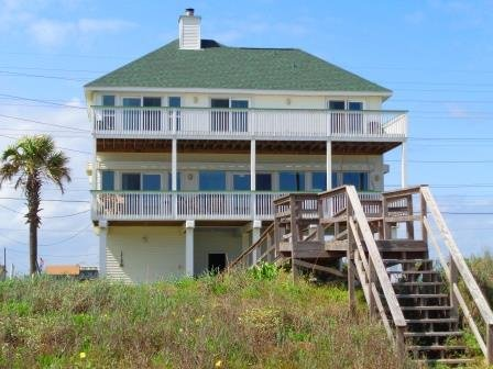 WINDYGATE - BEACHFRONT WITH GREAT BEACH VIEWS! - Image 1 - Galveston - rentals
