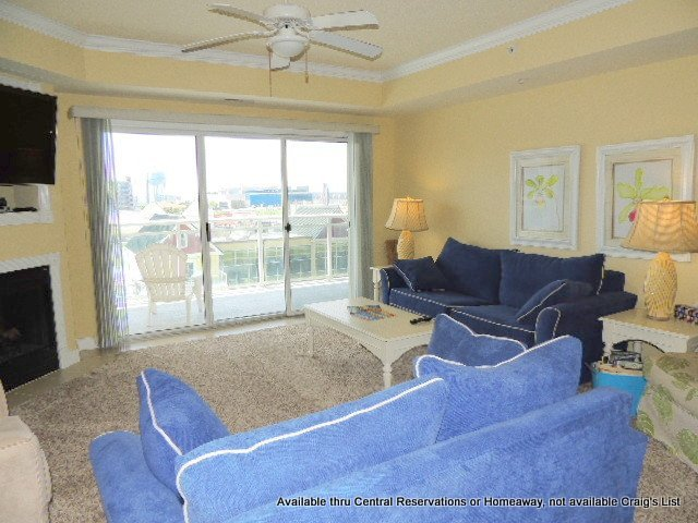 Bella Vista 301 (Side) - Image 1 - Ocean City - rentals