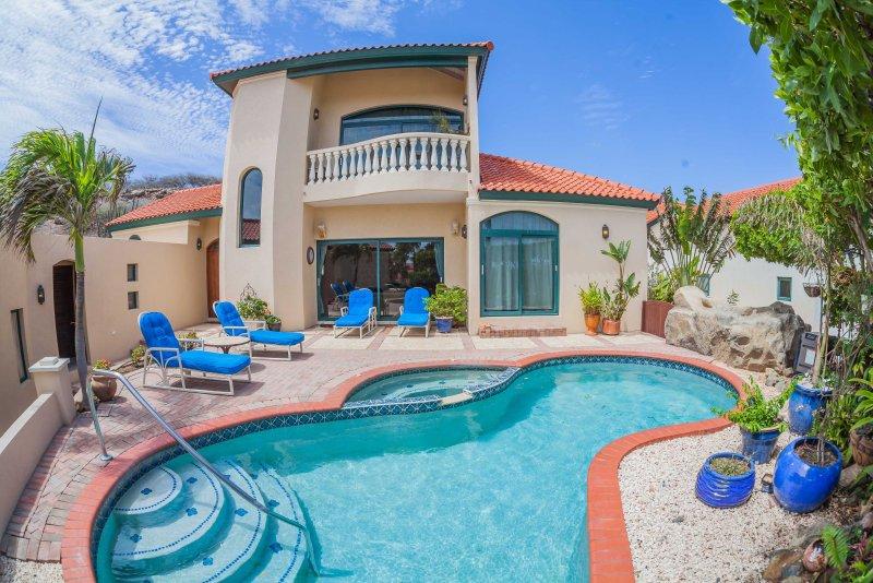 3 bedroom two stories villa Tierra del Sol - Image 1 - Noord - rentals