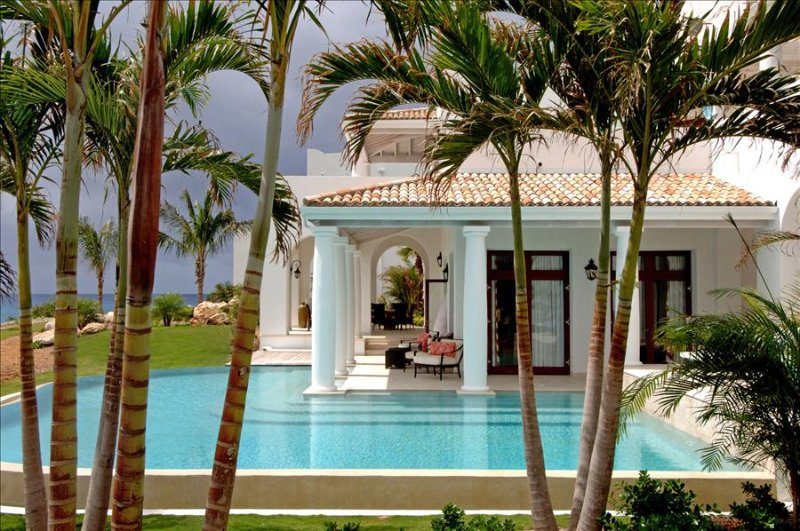 Exclusive 3-bedroom Villa at La Samanna resort - Image 1 - Terres Basses - rentals