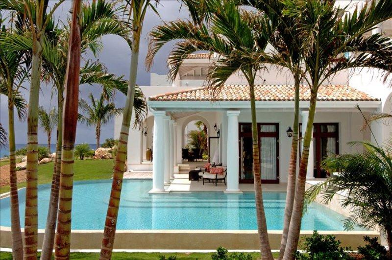 Exclusive 3-bedroom Villa at La Samanna resort - Image 1 - Terres Basses - rentals