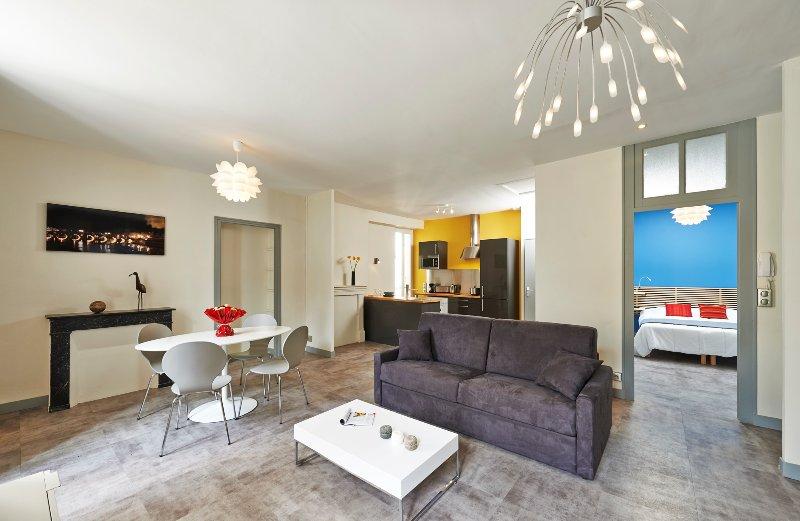 Appartement Centre-ville Angers 60m² - Quernon - Image 1 - Angers - rentals
