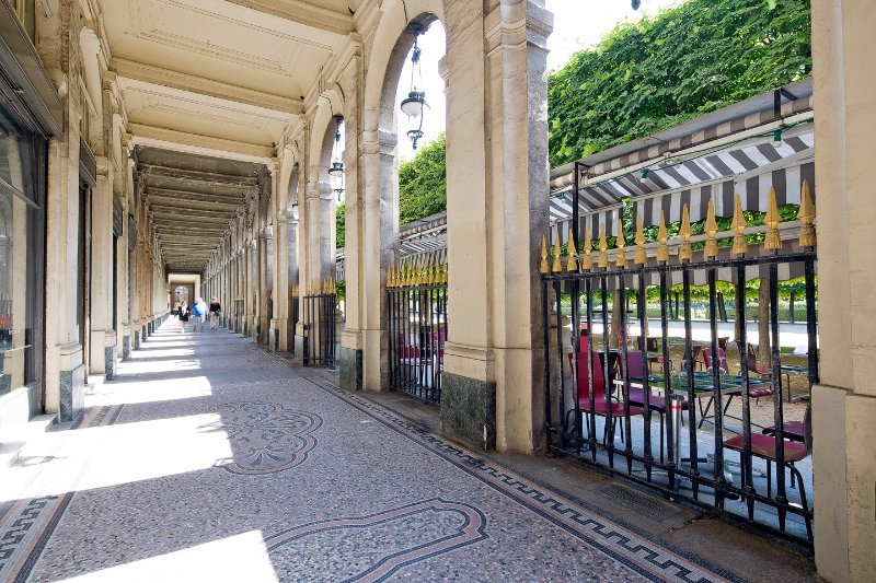 Under the Arcades of the Palais Royal  - Palais Royal/Louvre Garden Two Bedroom Triplex - Paris - rentals
