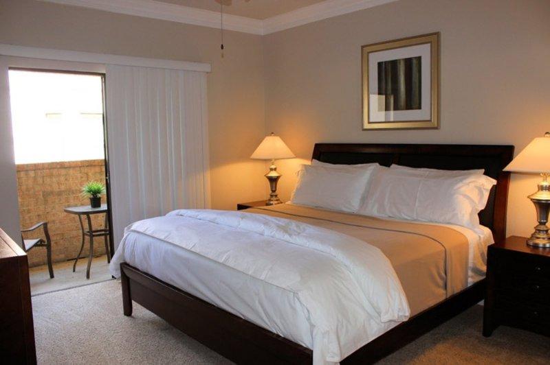 Furnished 3-Bedroom Apartment at Eldridge Pkwy S & Briarbrook Ln Houston - Image 1 - Alief - rentals