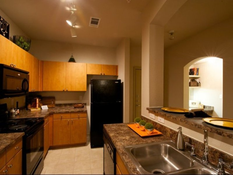 Furnished 2-Bedroom Apartment at S Goliad St & Ridge Rd Rockwall - Image 1 - Rockwall - rentals