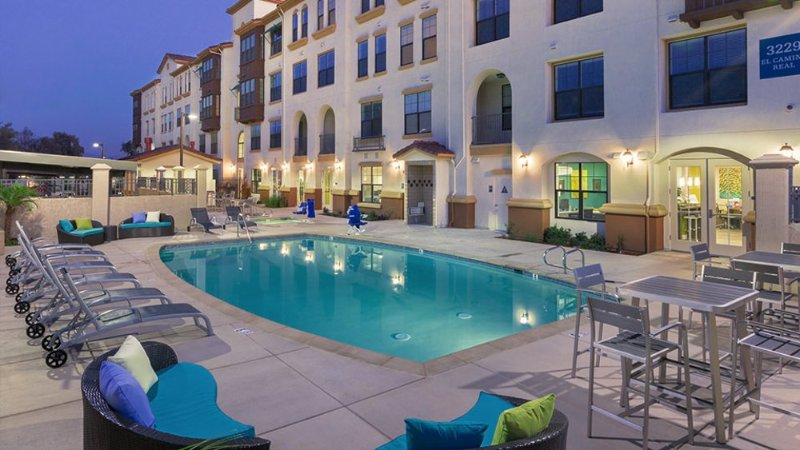 Furnished 2-Bedroom Apartment at El Camino Real & Flora Vista Ave Santa Clara - Image 1 - Santa Clara - rentals