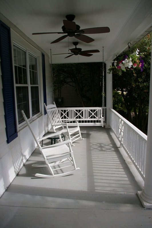 Furnished 5-Bedroom Home at 41st St NW & Garrison St NW Washington - Image 1 - Somerset - rentals