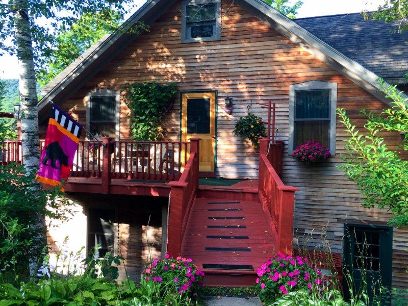 Its Summer ! - White Birch Cottage (Sugarbush,Madriver,Stowe) - Duxbury - rentals