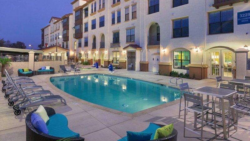 Furnished 2-Bedroom Apartment at El Camino Real & Nobili Ave Santa Clara - Image 1 - Santa Clara - rentals