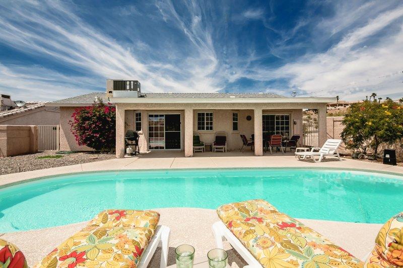 Spacious Sparkling Clean w/ two Master Suites !! - Image 1 - Lake Havasu City - rentals