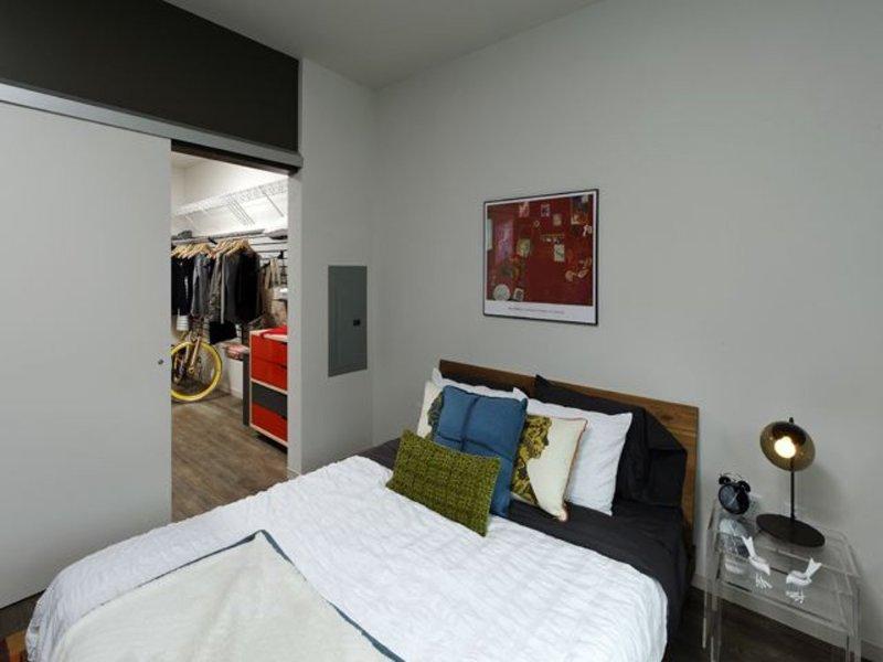 Furnished 1-Bedroom Apartment at 4th St NE & K St NE Washington - Image 1 - Washington DC - rentals