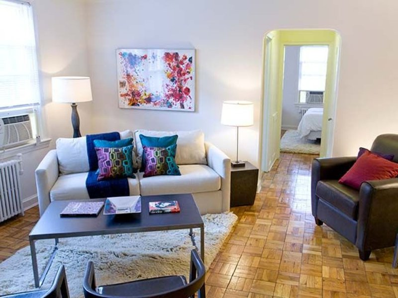 Furnished 1-Bedroom Apartment at 39th St NW & Davis Pl NW Washington - Image 1 - District of Columbia - rentals