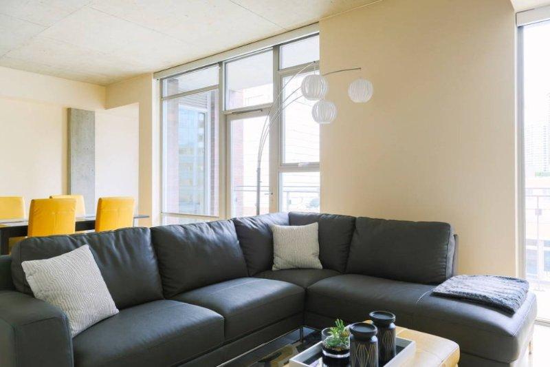 Modern Downtown 1BD. 100 WS 4 - Image 1 - Seattle - rentals