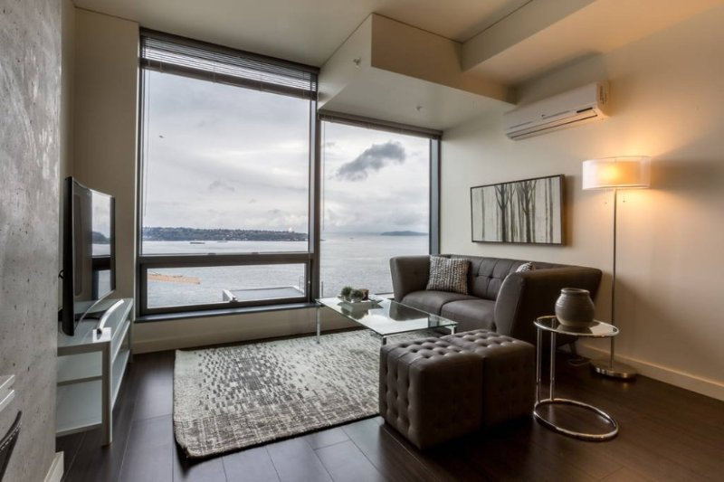 Amazing View Pike's Place 1BD 3 - Image 1 - Seattle - rentals