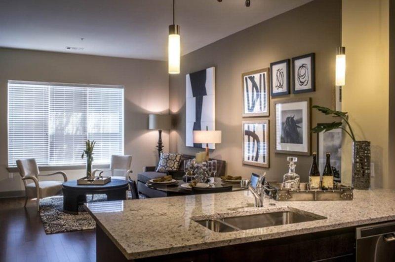 Furnished 1-Bedroom Apartment at University Ave & Blue Hill Dr Westwood - Image 1 - Westwood - rentals