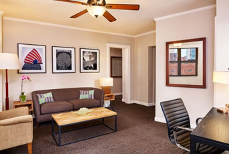 Furnished 1-Bedroom Apartment at N Michigan Ave & E Delaware Pl Chicago - Image 1 - Chicago - rentals