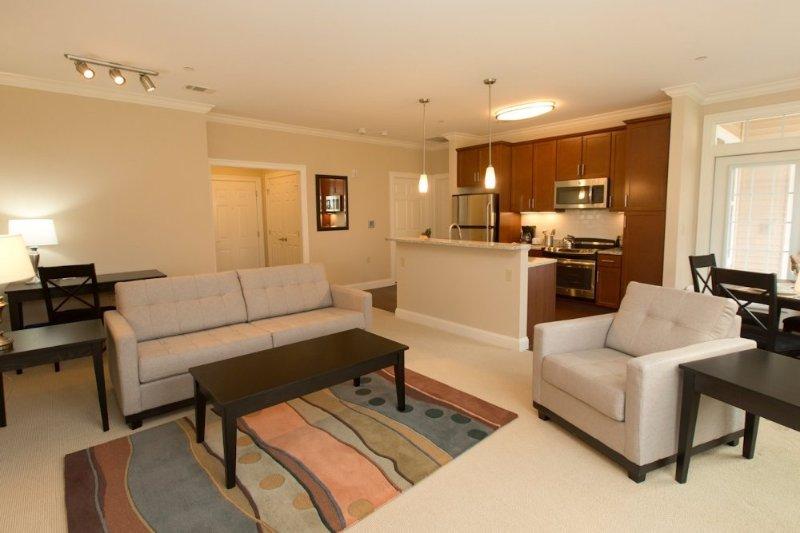 Furnished 2-Bedroom Apartment at Main St & Colt Hwy Cutoff Farmington - Image 1 - Farmington - rentals