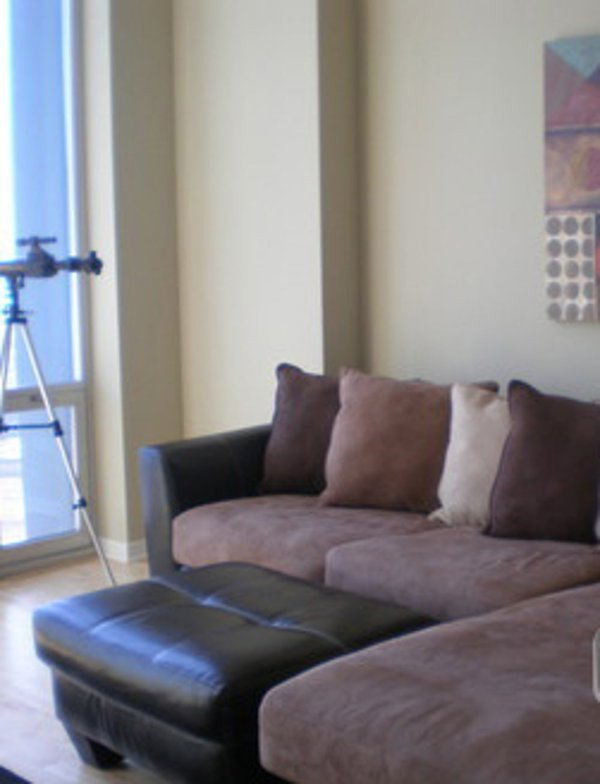 Furnished 1-Bedroom Condo at S Indiana Ave & E 16th St Chicago - Image 1 - Chicago - rentals