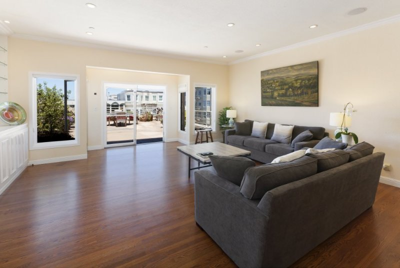 Furnished 2-Bedroom Condo at Webster St & Green St San Francisco - Image 1 - San Francisco - rentals