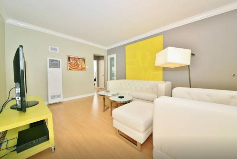Furnished 1-Bedroom Apartment at Fountain Ave & N Stanley Ave West Hollywood - Image 1 - West Hollywood - rentals