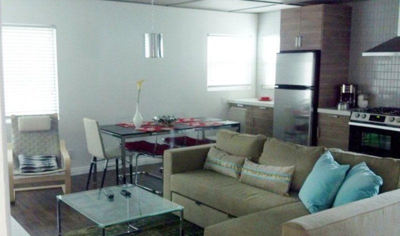 Furnished 3-Bedroom Condo at W Oceanfront & Olive St Newport Beach - Image 1 - Newport Beach - rentals