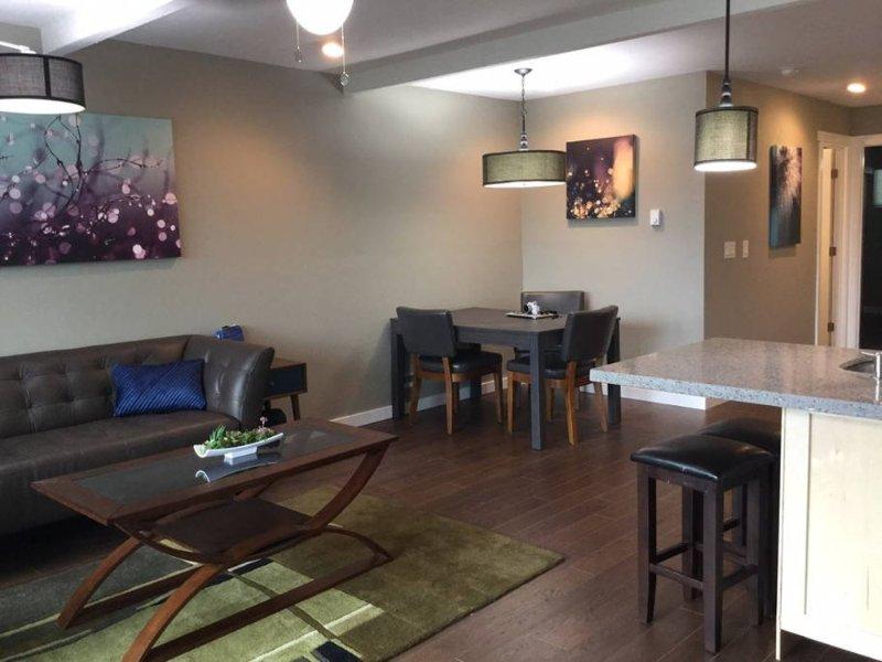 Furnished 1-Bedroom Apartment at Bronson Way NE & Vuemont Pl NE Renton - Image 1 - Renton - rentals