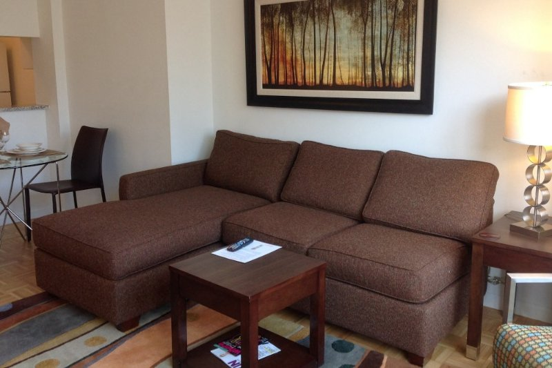Furnished 1-Bedroom Apartment at Chambers St & River Terrace New York - Image 1 - New York City - rentals