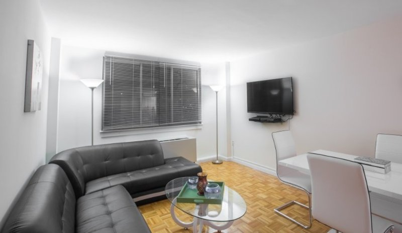 STUNNING AND REMARKABLY FURNISHED 1 BEDROOM APARTMENT IN NEW YORK - Image 1 - New York City - rentals