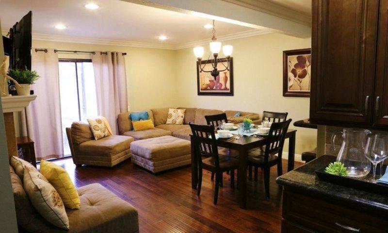 Furnished 2-Bedroom Home at W Ball Rd & S Walnut St Anaheim - Image 1 - Anaheim - rentals