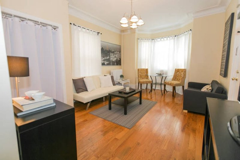 Furnished 1-Bedroom Apartment at Massachusetts Ave & Hancock St Cambridge - Image 1 - Cambridge - rentals