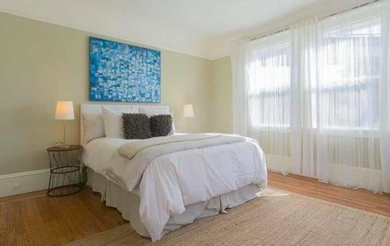 Furnished 1-Bedroom Apartment at M.L.K. Jr Way & 34th St Oakland - Image 1 - Oakland - rentals