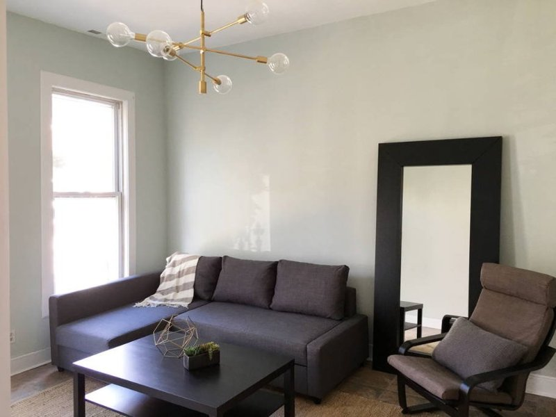Furnished 2-Bedroom Apartment at N Ashland Ave & W Beach Ave Chicago - Image 1 - Chicago - rentals