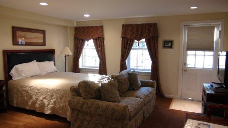Furnished Studio Apartment at 2nd St NE & A St NE Washington - Image 1 - Washington DC - rentals