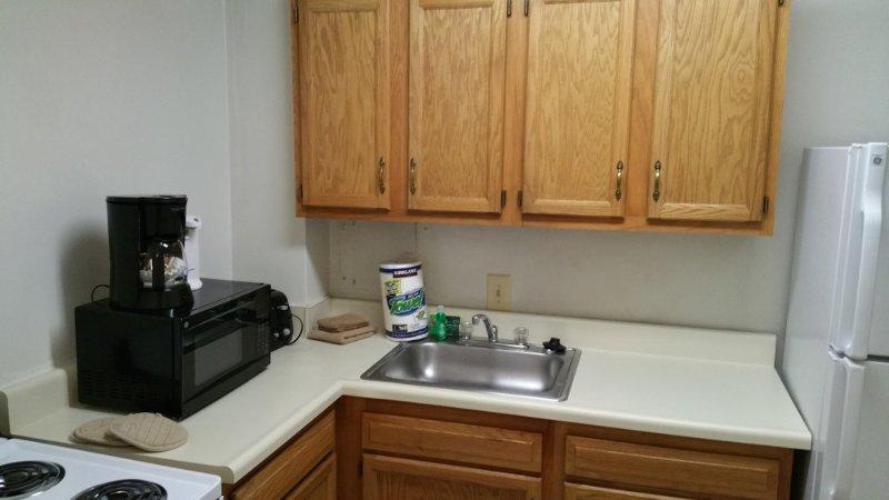 Furnished Studio Apartment at 2401 Calvert St NW Washington - Image 1 - District of Columbia - rentals