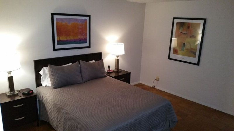 Furnished 1-Bedroom Apartment at 2401 Calvert St NW Washington - Image 1 - District of Columbia - rentals