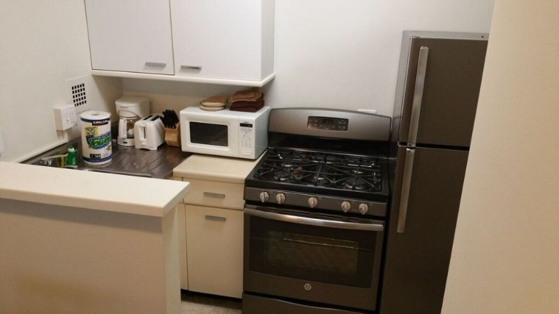 Furnished 1-Bedroom Apartment at 925 25th St NW Washington - Image 1 - Rosslyn - rentals