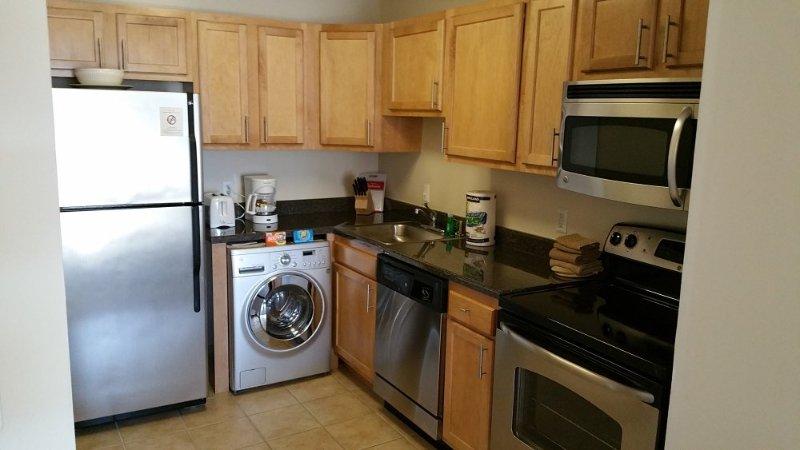 Furnished 1-Bedroom Apartment at 1201 S Eads St Arlington - Image 1 - Arlington - rentals