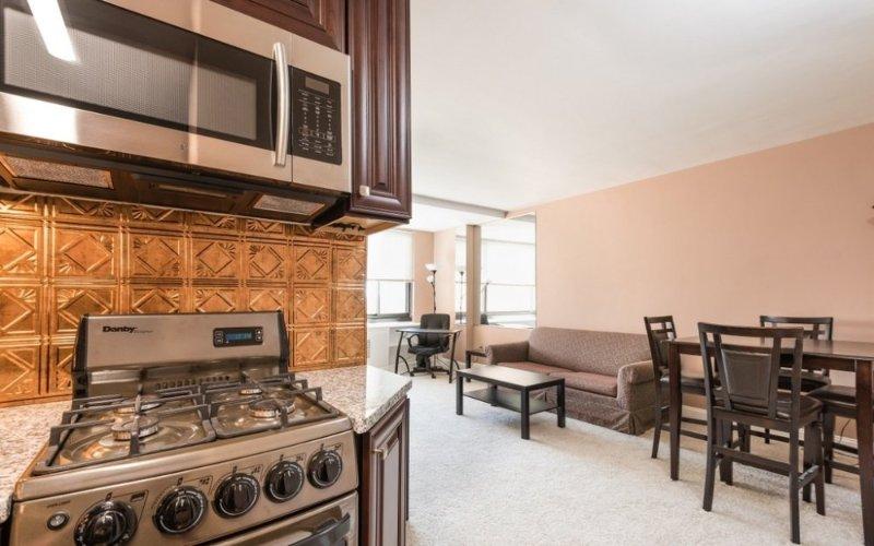 Furnished 1-Bedroom Condo at Arlington Blvd & N Meade St Arlington - Image 1 - Arlington - rentals