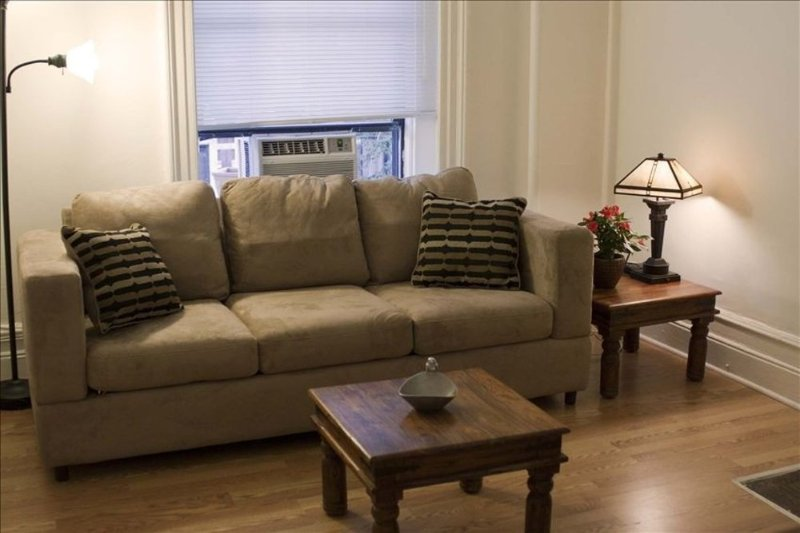 Furnished 1-Bedroom Apartment at Columbus Ave & W 88th St New York - Image 1 - New York City - rentals