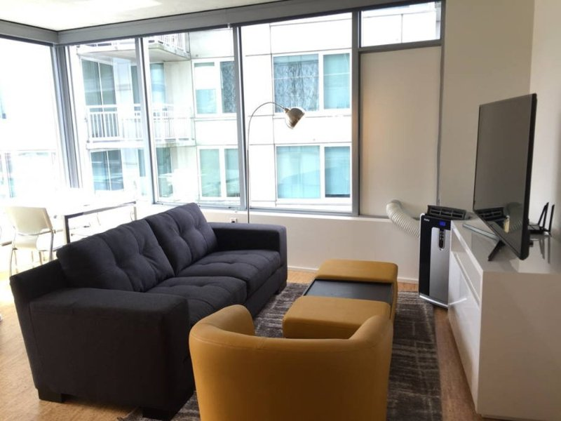 Furnished 1-Bedroom Apartment at 3rd Ave & Cedar St Seattle - Image 1 - Seattle - rentals