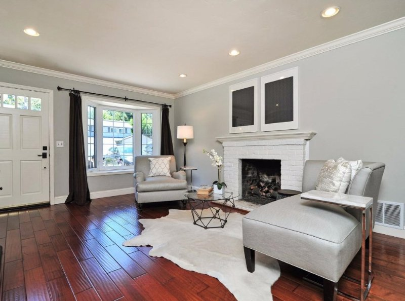 Furnished 4-Bedroom Home at Cam De Los Robles & Barney Ave West Menlo Park - Image 1 - Menlo Park - rentals