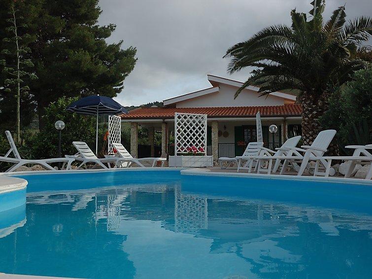 5 bedroom Villa in Castellamare del Golfo, Sicily, Italy : ref 2243271 - Image 1 - Scopello - rentals