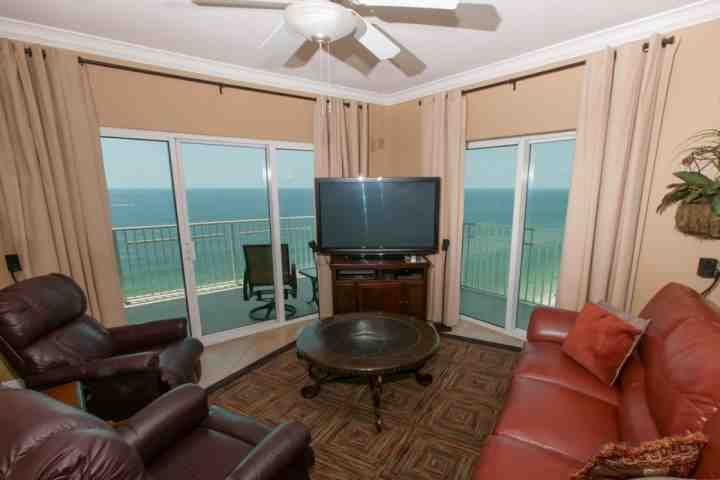 Spectacular views make for the perfect backdrop of this unique corner unit! - Crystal Shores West 1308 - Gulf Shores - rentals