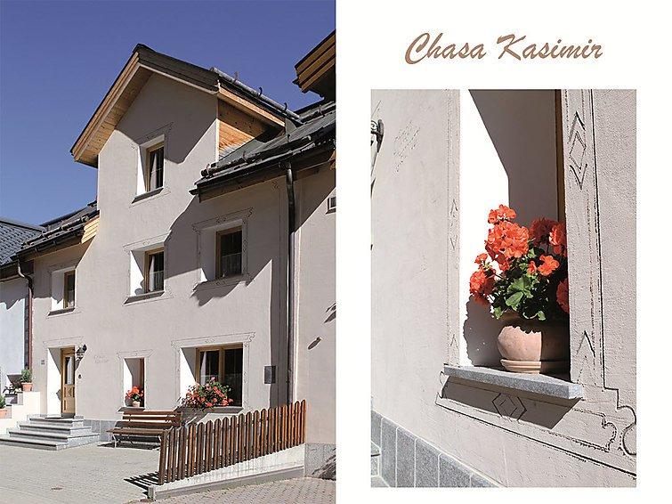 5 bedroom Apartment in Samnaun, Engadine, Switzerland : ref 2283845 - Image 1 - Samnaun - rentals