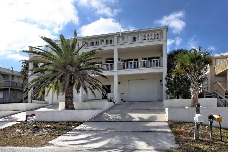 Atlantic Dream, Ocean View, 6 Bedrooms, Sleeps 16 - Image 1 - Saint Augustine - rentals