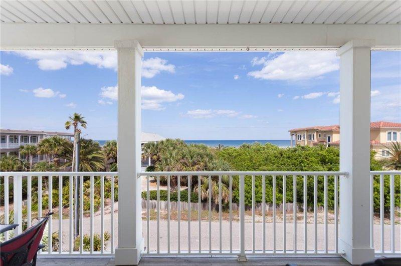 Green Parrot, 6 Bedrooms, Ocean View, Sleeps 16 - Image 1 - Saint Augustine - rentals