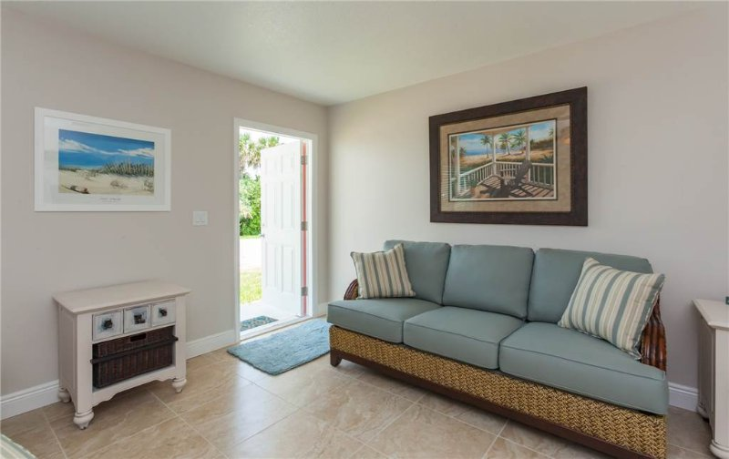 Flagler Beach Sandy Toes A, Ocean Front, 1 Bedroom, Sleeps 4 - Image 1 - Flagler Beach - rentals