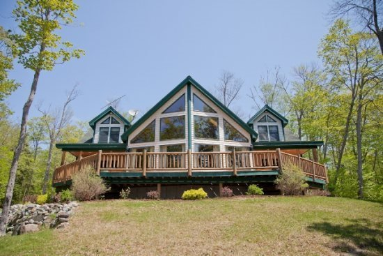 Luxury Home on Moosehead Lake - #114 The perfect balance between rustic and luxury - Greenville - rentals
